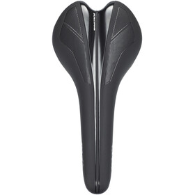 Red Cycling Products Sports Race Saddle racefietszadel, zwart